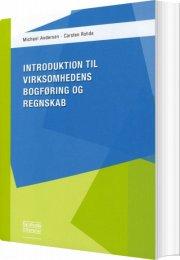 introduktion til virksomhedens bogføring og regnskab - bog