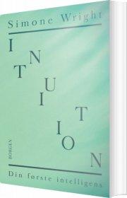 intuition - din første intelligens - bog