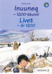 inuuneq - 1200-kkunni - livet - år 1200 - bog