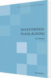 investeringsplanlægning - bog