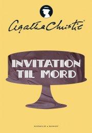 invitation til mord - bog