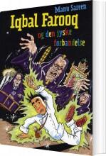 iqbal farooq og den jyske forbandelse - bog
