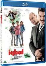 iqbal og den hemmelige opskrift - Blu-Ray