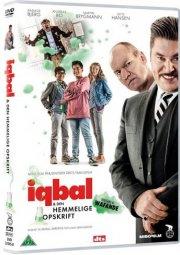 iqbal og den hemmelige opskrift - DVD