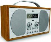 irc dab+ / fm-radio - epping - træ - Tv Og Lyd