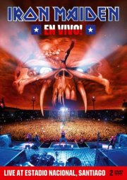 iron maiden - en vivo - live at estadio nacional, santiago - DVD