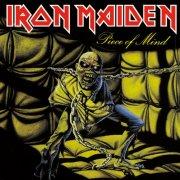 iron maiden - piece of mind [remastered] - cd