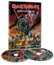 iron maiden: maiden england '88 - DVD