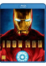 iron man - Blu-Ray