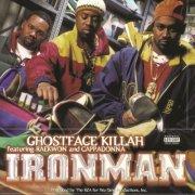 ghostface killah - ironman - Vinyl / LP