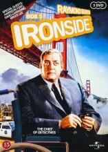 ironside - sæson 1 - episode 19-28 - DVD