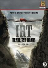 deadliest roads - sæson 1 - DVD