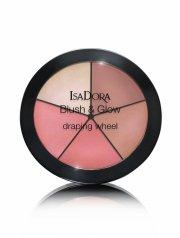 isadora blush and glow - peach me - Makeup