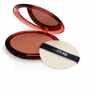 pudder - isadora bronzing powder - highlight bronze - Makeup