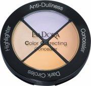 isadora concealer / dækstift - color correcting concealer - anti-dullness - Makeup
