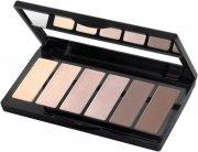 isadora øjenskyggepalette - eye color bar - 60 nude essentials - Makeup
