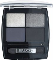isadora øjenskyggepalette - eye shadow quartet - moon rock - Makeup