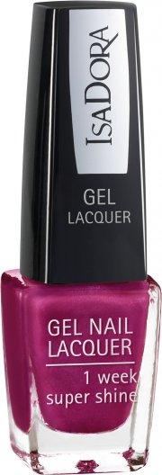 neglelak / negle lak gel - isadora - berry baroque - Makeup
