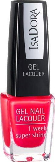 neglelak / negle lak gel - isadora - coral crush - Makeup