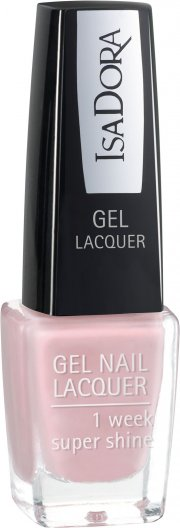 neglelak / negle lak gel - isadora - pretty ballerina - Makeup