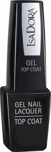 neglelak / negle lak gel - isadora - top coat - Makeup