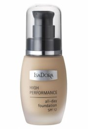 foundation - isadora high performance foundation - diamond beige - Makeup
