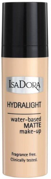 foundation - isadora hydralight matte foundation - natural beige - Makeup