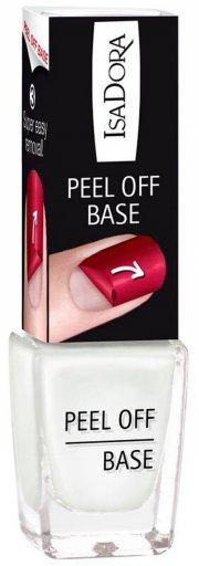 isadora base coat - peel off base - Makeup