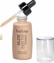 foundation - isadora nude fluid foundation - nude porcelain - Makeup
