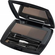 øjenbrynsfarve - isadora perfect brow kit - brown duo - Makeup
