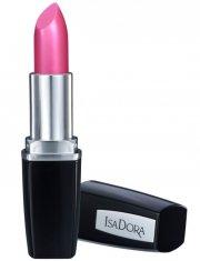 læbestift - isadora perfect moisture lipstick - pink lavender - Makeup