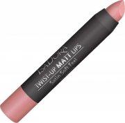 læbestift - isadora twist-up matt lips - naked - Makeup