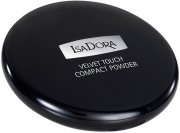 pudder - isadora velvet touch compact powder - sheer transparant - Makeup