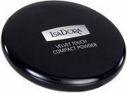 pudder - isadora velvet touch compact powder - soft mist - Makeup