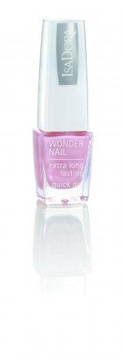 neglelak / negle lak - isadora wonder nail - arctic frost - Makeup