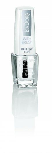 neglelak / negle lak - isadora wonder nail - clear - Makeup