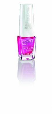 neglelak / negle lak - isadora wonder nail - pink glow - Makeup