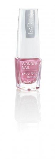 neglelak / negle lak - isadora wonder nail - sparkling candy - Makeup