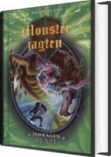 monsterjagten 23 - isdragen blaze - monsterjagten bind - bog