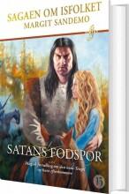 isfolket 13 - satans fodspor - bog