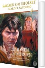 isfolket 22 - dæmonen og jomfruen - bog