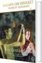 isfolket 33 - nattens dæmon - bog