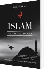 islam - den ellevte landeplage - bog