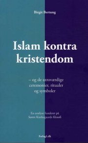 islam kontra kristendom - bog