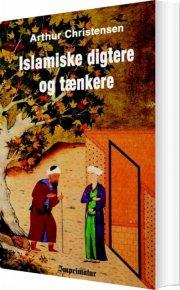islamiske digtere og tænkere - bog
