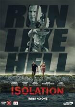isolation - DVD