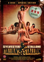 the italian stallion - xxx edition - DVD