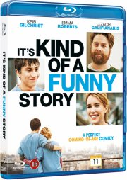 its kind of a funny story - Blu-Ray