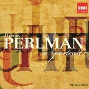 itzhak perlman - a portrait  - 2cd+2dvd