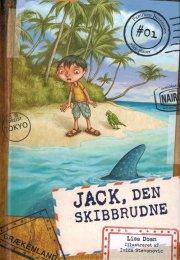 jack, den skibbrudne - bog